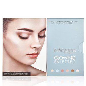 Bellapierre Cosmetics Glowing Palette 2